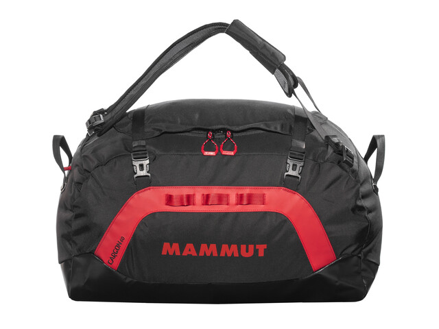 Mammut Cargon Bag 90l black-fire